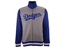 Los Angeles Dodgers Men's Iconic Track Jacket