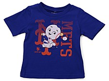 New York Mets Infant Baby Mascot T-Shirt