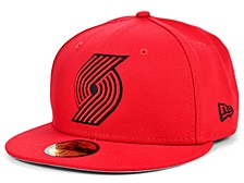 Portland Trail Blazers Teamout Pop 59 FIFTY-FITTED Cap