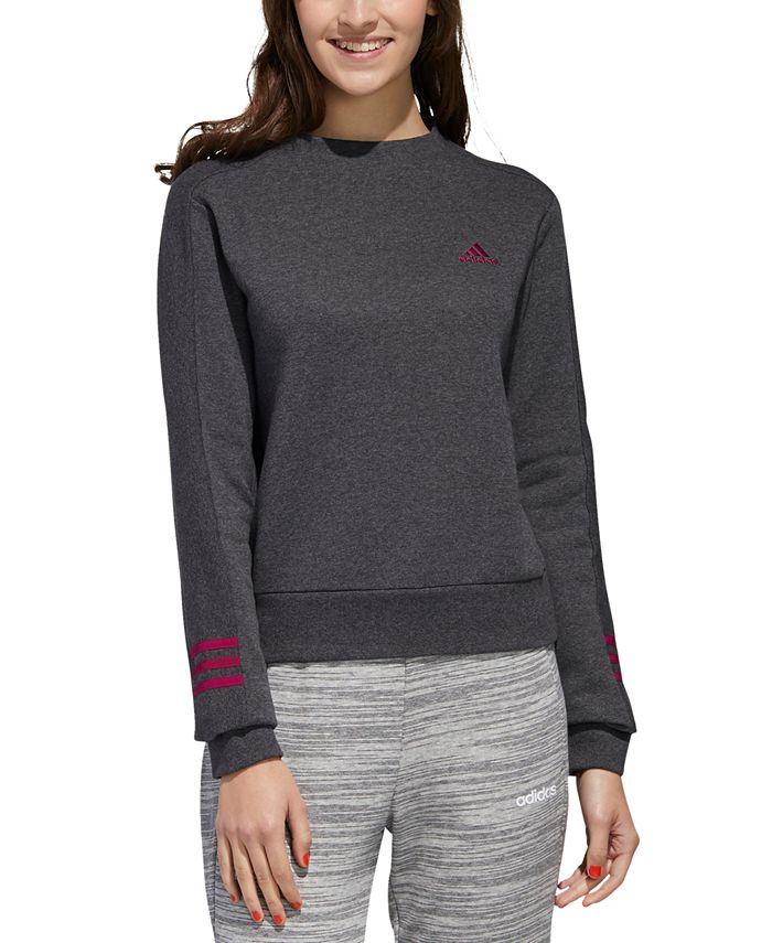 adidas - Essential 3-Stripe Sweatshirt