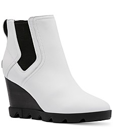 Women's Joan Uptown Chelsea Lug Sole Booties