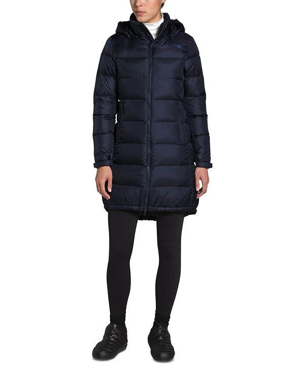 The North Face Women's Metropolis Hooded Parka