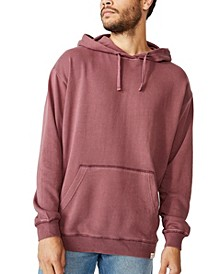 Pigment Dyed Oversized Pullover