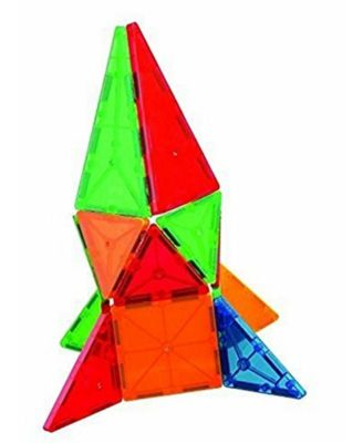 Mag-Genius 26 Piece Magnetic Building Blocks Set Toy