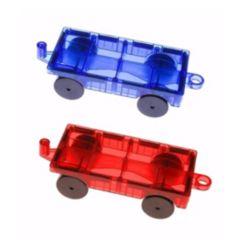 Mag-Genius 2 Piece Magnetic Car Set