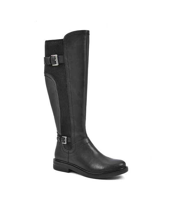White Mountain Meditate Tall Shaft Boots