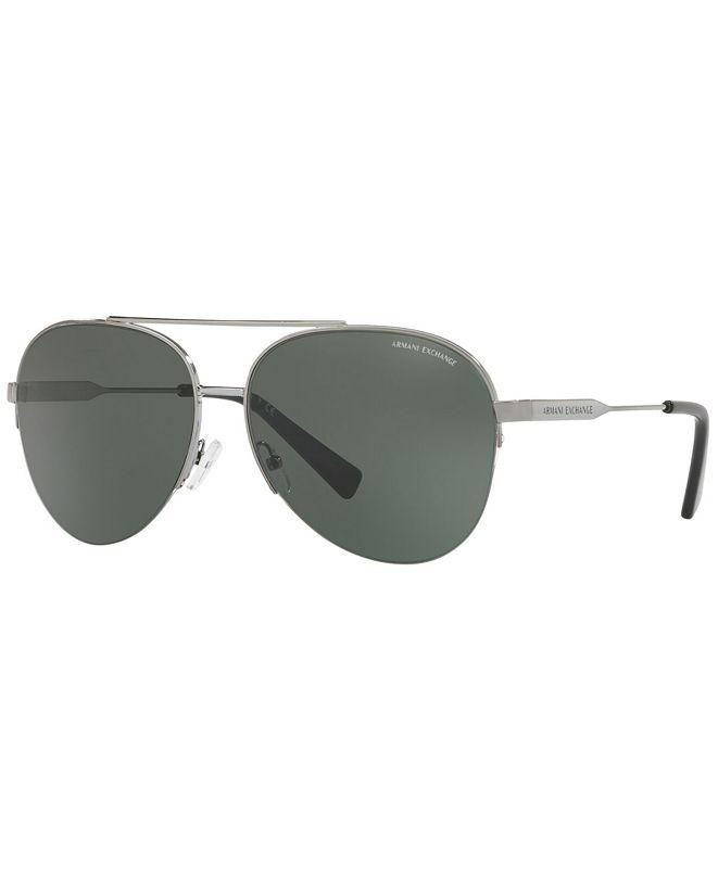 A X Armani Exchange Armani Exchange Sunglasses, AX2020S