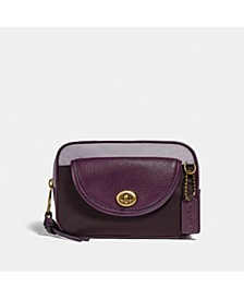 Colorblock Cargo Belt Bag