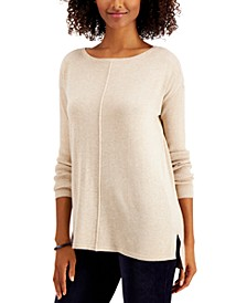Seamed Cotton Tunic, Created for Macy's