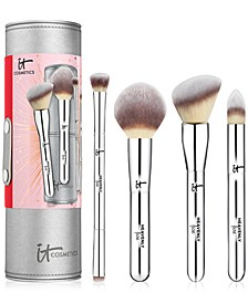 5-Pc. Celebrate Your Heavenly Luxe Makeup Brush Set