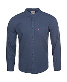 Men's One Pocket Twill Shirt