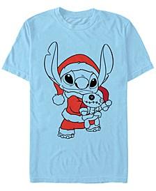 Men's Stitch Holiday Fill Short Sleeve T-Shirt