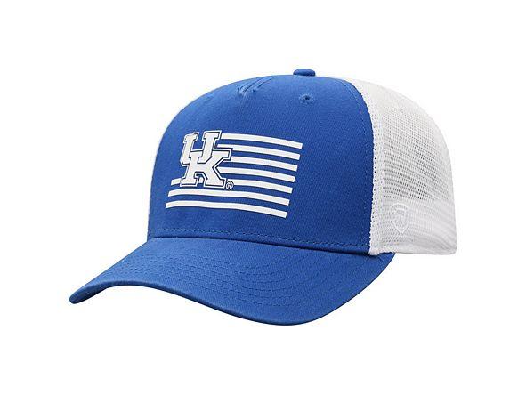 Top of the World Kentucky Wildcats Here Trucker Cap