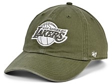 Los Angeles Lakers Basic Fashion Clean Up Cap