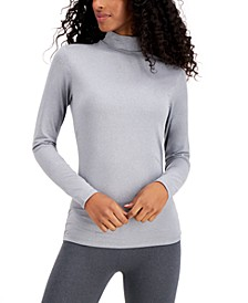 Base Layer Mock-Neck Top
