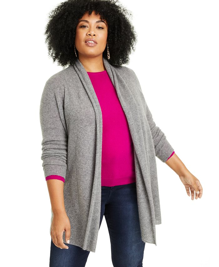 Charter Club - Cashmere Completer Sweater