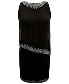 Asymmetrical Popover Dress