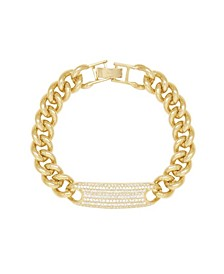 18K Gold Bold and Righteous Women's Bracelet