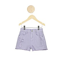 Little Girls Sunny Denim Short