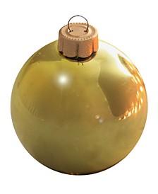 Shiny Christmas Ornaments, Box of 28
