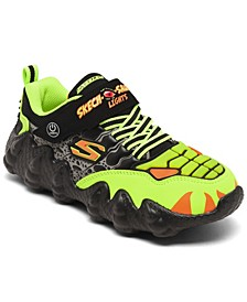 Little Boys S Lights: Sketch-O-Saurus Lights Casual Sneakers from Finish Line