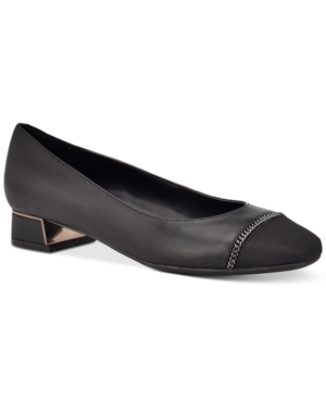Monaco Women's Cap Toe Flats Women's Shoes