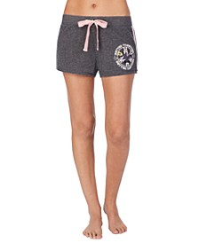 Disney Mickey & Friends Printed Lounge Shorts