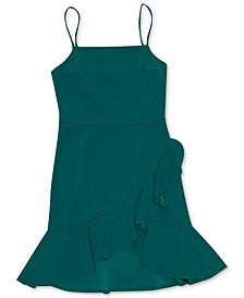 Ruffled Mini Dress, Created for Macy's