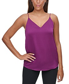 Thin-Strap V-Neck Camisole
