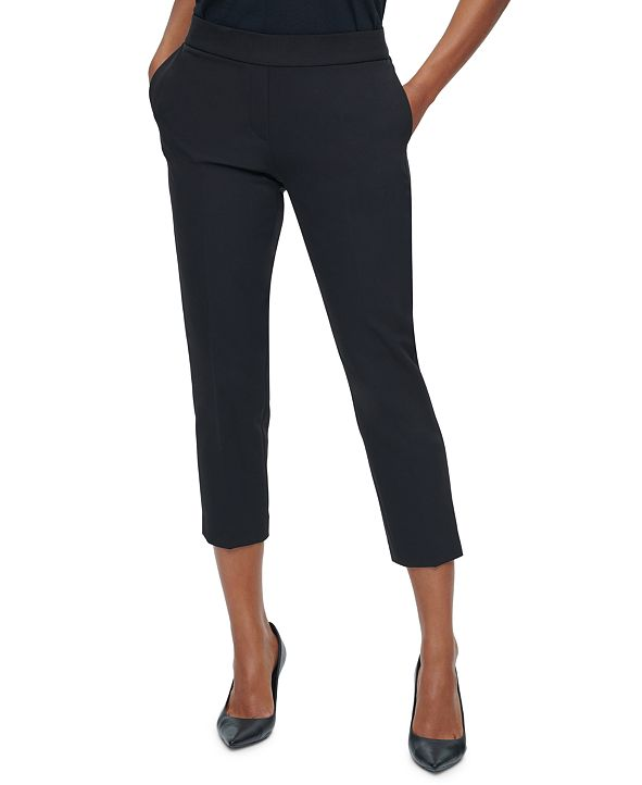 Calvin Klein X-Fit Pull-On Pants