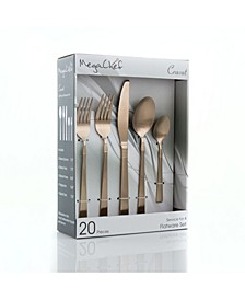 Cravat Flatware Set of 20-Piece