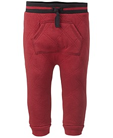 Baby Boys Quilted Jogger, Created for Macy's