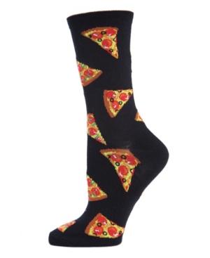 Pizza Slice Women's Novelty Socks