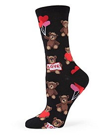 Teddy Bears Women's Novelty Socks