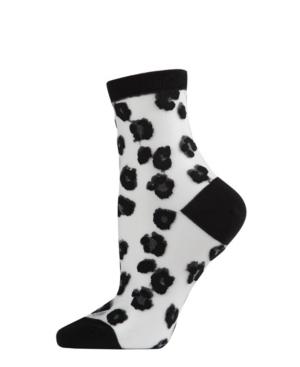 Leopard Sheer Women's Anklet