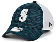 Seattle Mariners English Knit Neo 39THIRTY Cap