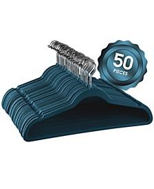 50-Pc. Velvet Hanger Set