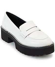 DKNY Alz Lug Sole Loafers