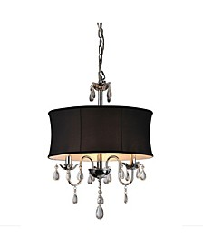 "Khuny 14"" 1-Light Indoor Chandelier with Light Kit"