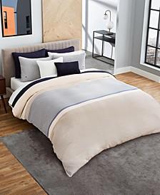 Lacoste Sierra Full/Queen Comforter Set