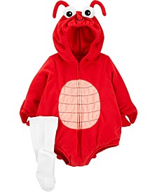 Baby Boy or Girl  Little Lobster Halloween Costume