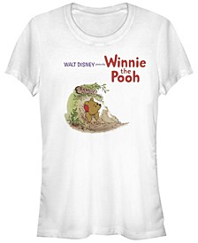 Women's Winnie the Pooh Vintage-Like Short Sleeve T-shirt
