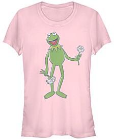 Women's Muppets Big Kermit Short Sleeve T-shirt