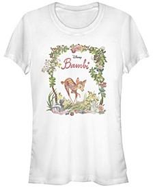 Women's Bambi Nouveau Short Sleeve T-shirt