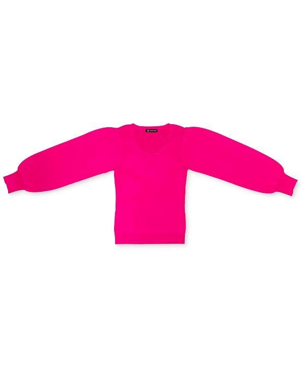 INC International Concepts INC Volume-Sleeve Sweater, Created for Macy's