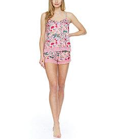 Flora by Flora Nikrooz Zoe Cami & Shorts Pajama Set