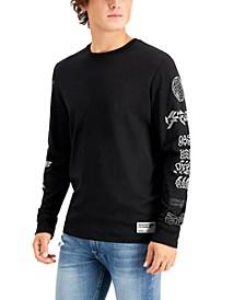 Men's Voyage Long-Sleeve Graphic T-Shirt