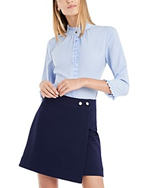 Madison Twill Mini Skirt, Created for Macy's