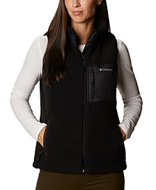Women's West Bend Vest