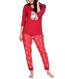 Matching Women's Storm Trooper Family Pajamas Set